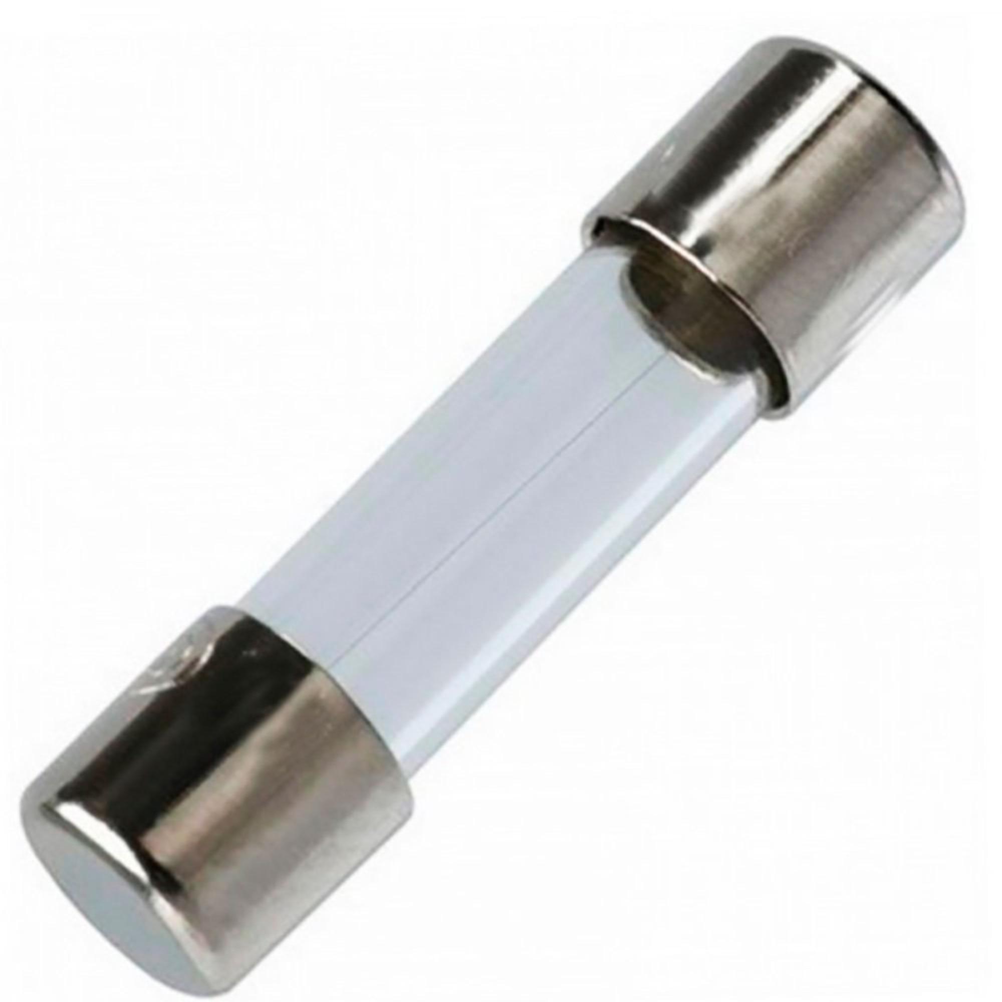 Fusível Vidro Pequeno 5x20 3A C/ 10 Unidades