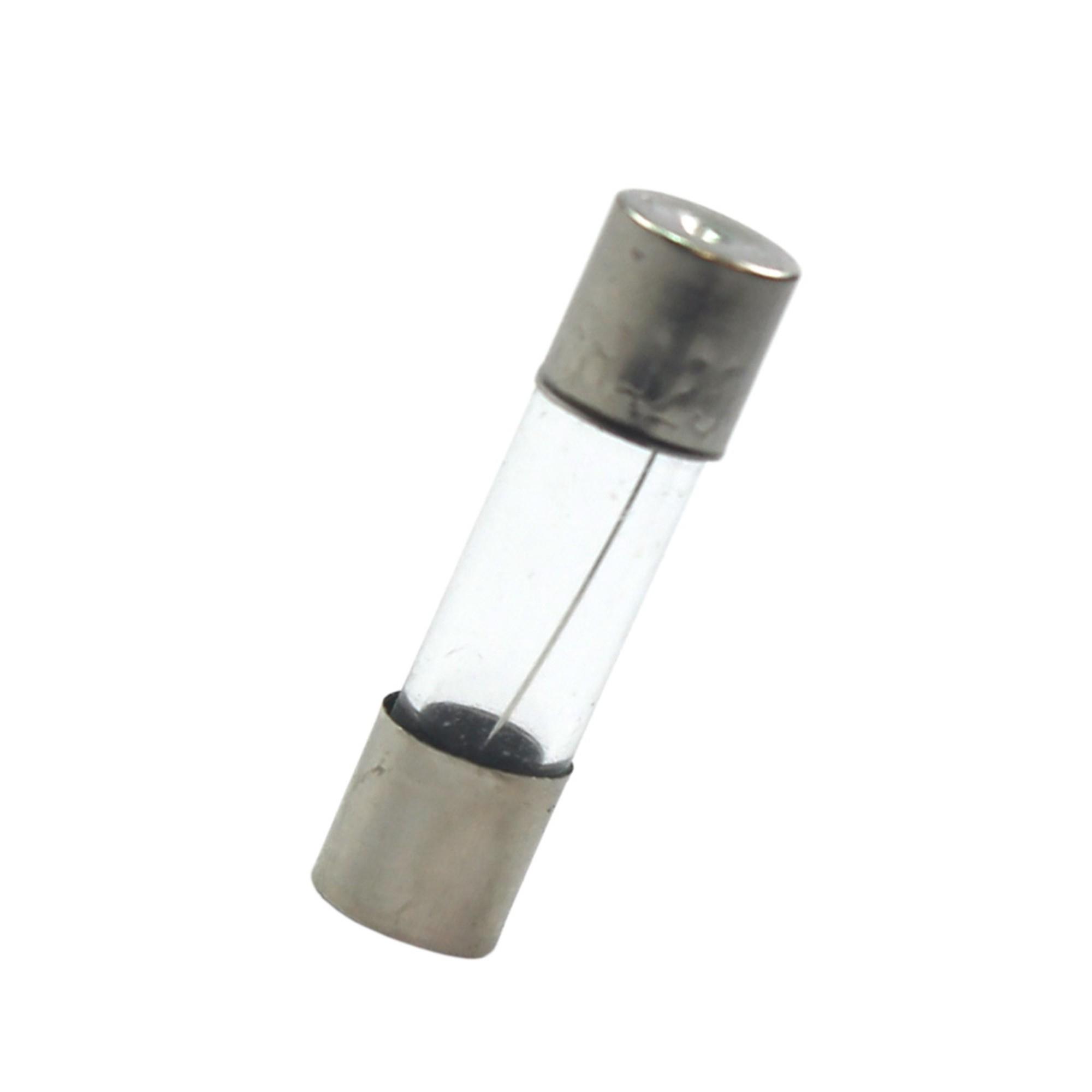 Fusível Vidro Grande 6x30 8A C/ 10 Unidades