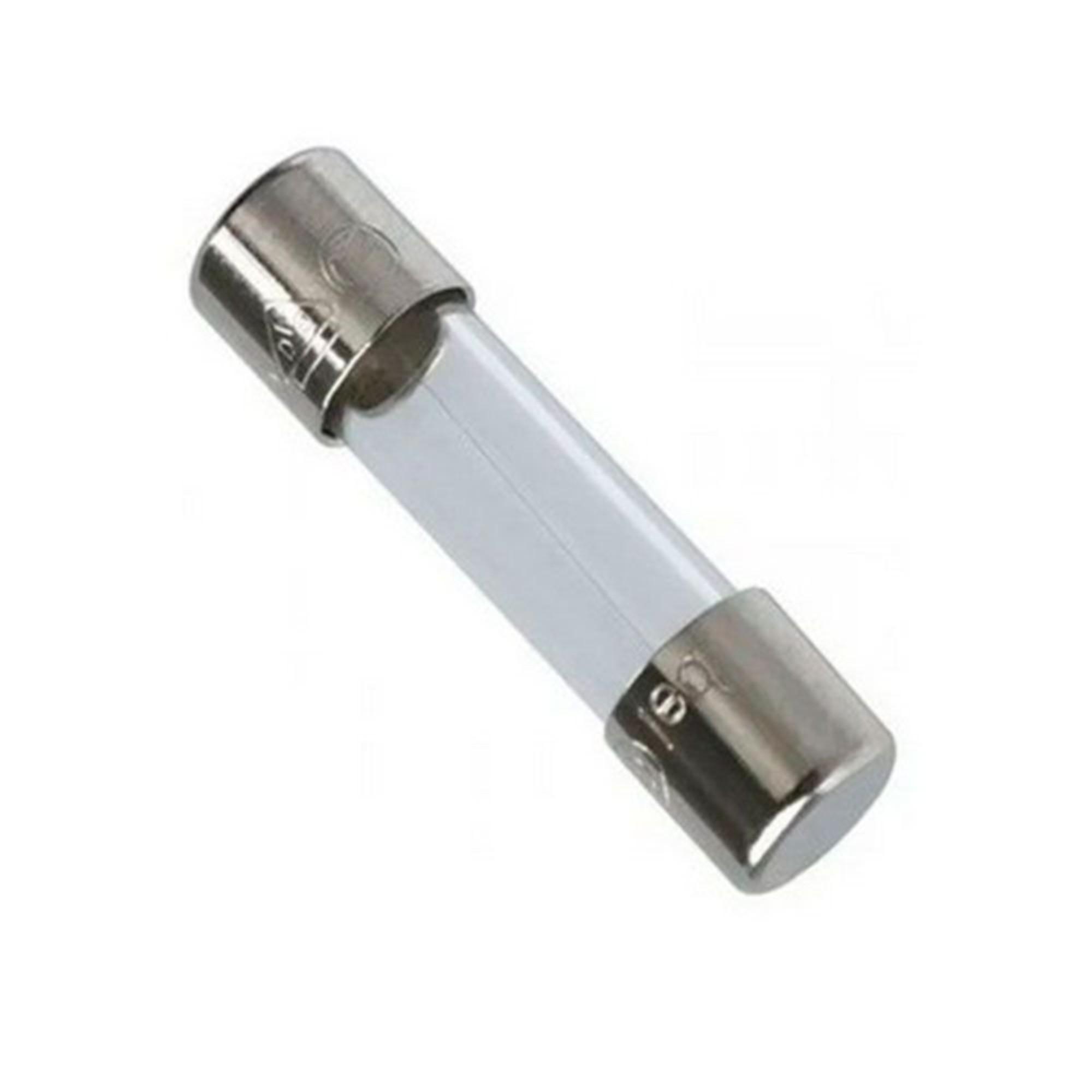 Fusível Vidro Pequeno 5x20 8A C/ 10 Unidades