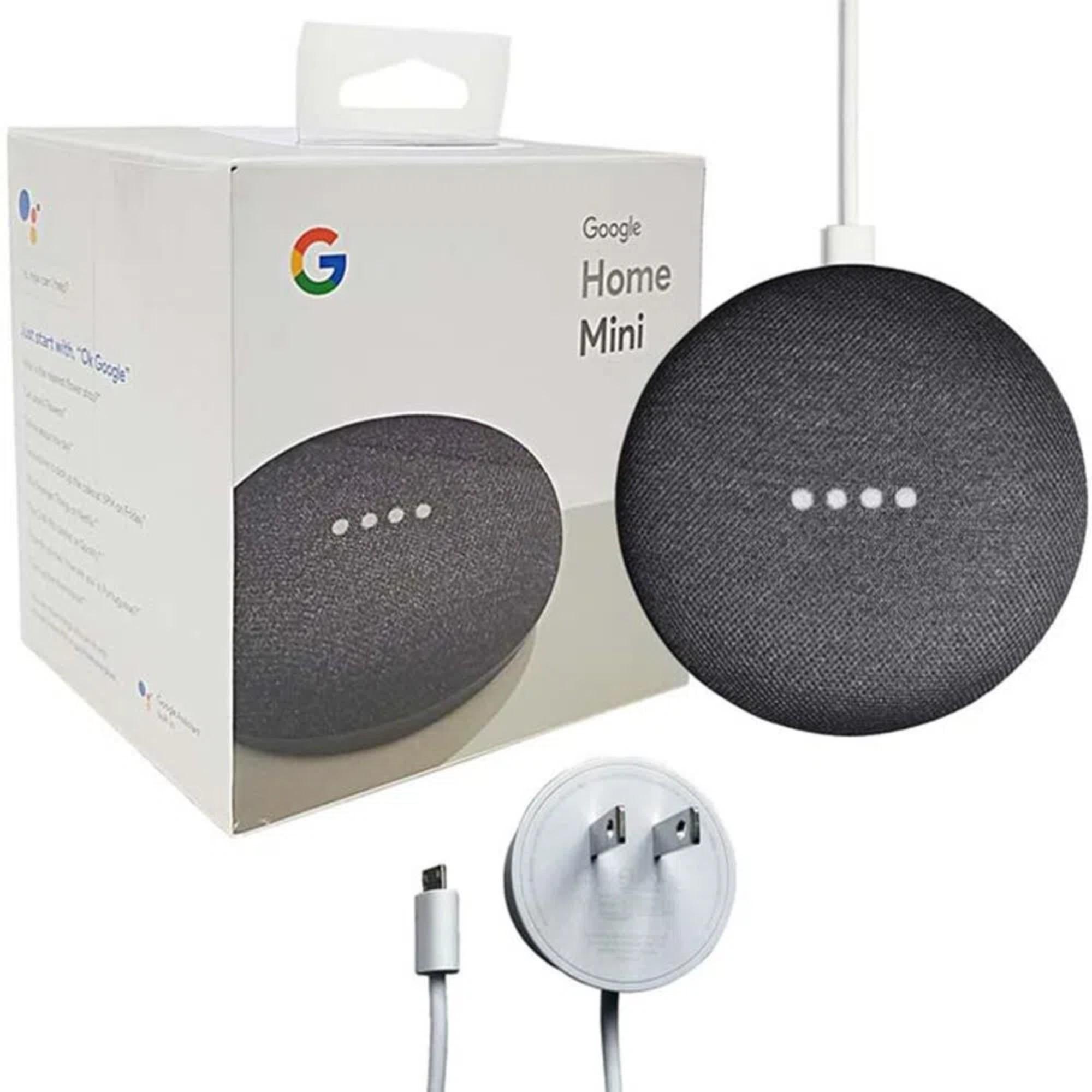 Google Home Mini Assistente Pessoal Wi-fi
