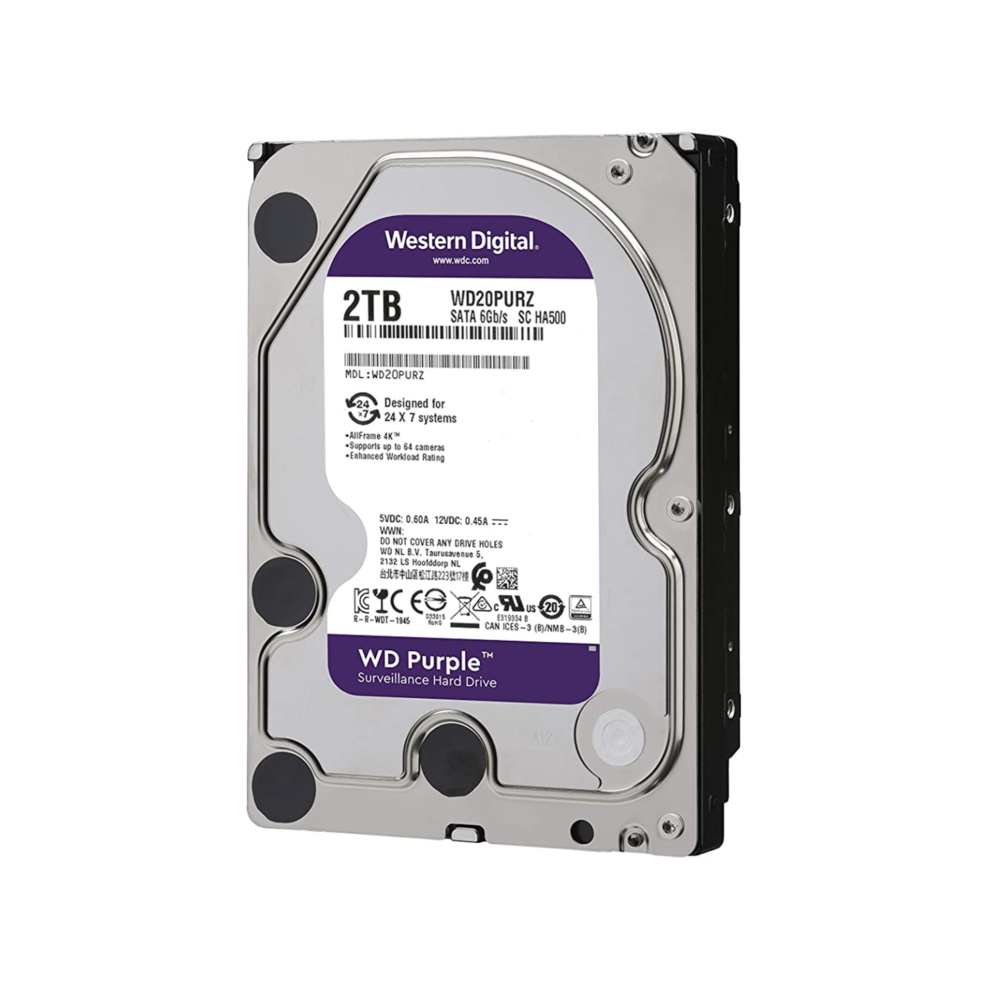 HD 2TB Interno 3.5