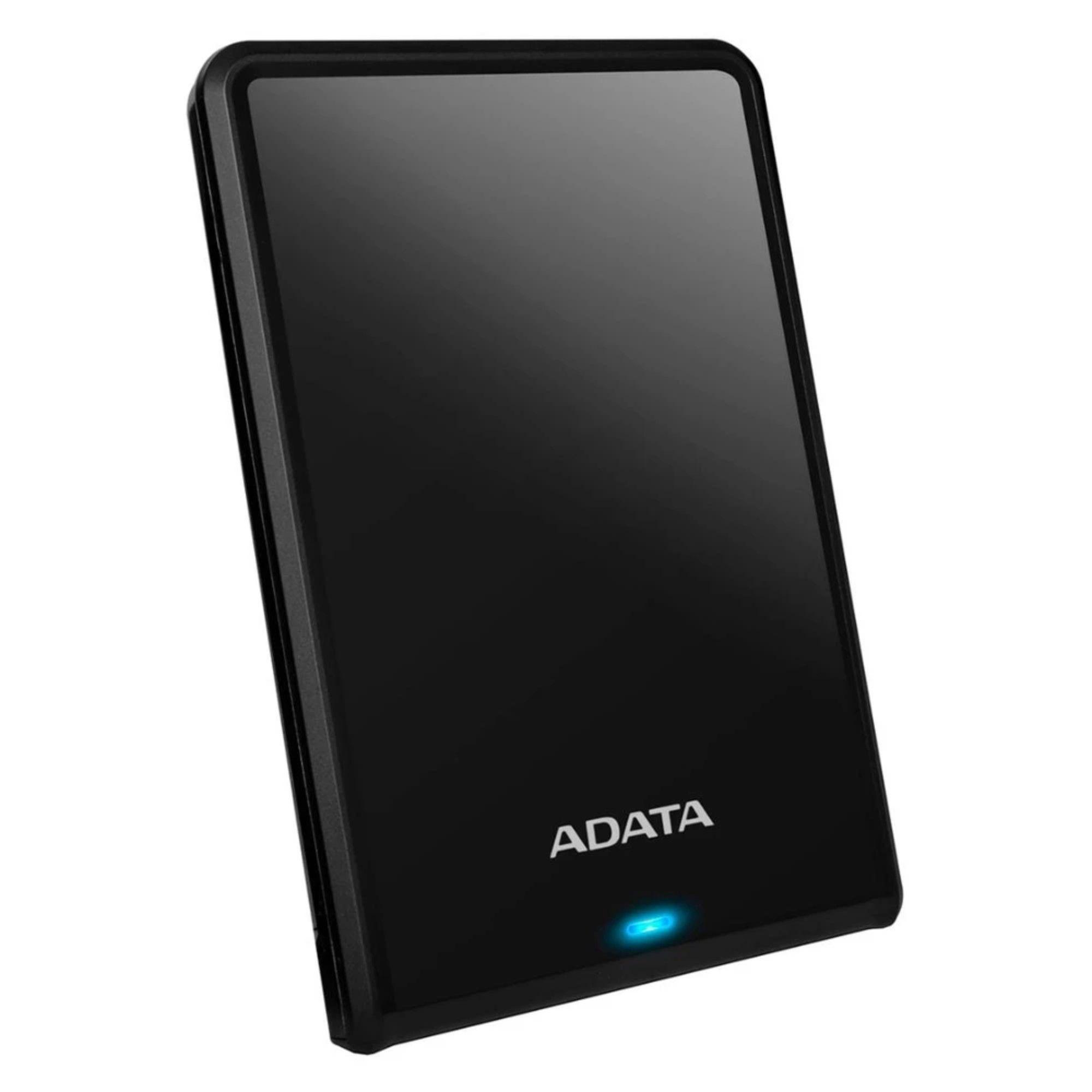 Hd Externo Adata Ahv620s-1tu3 1TB Preto