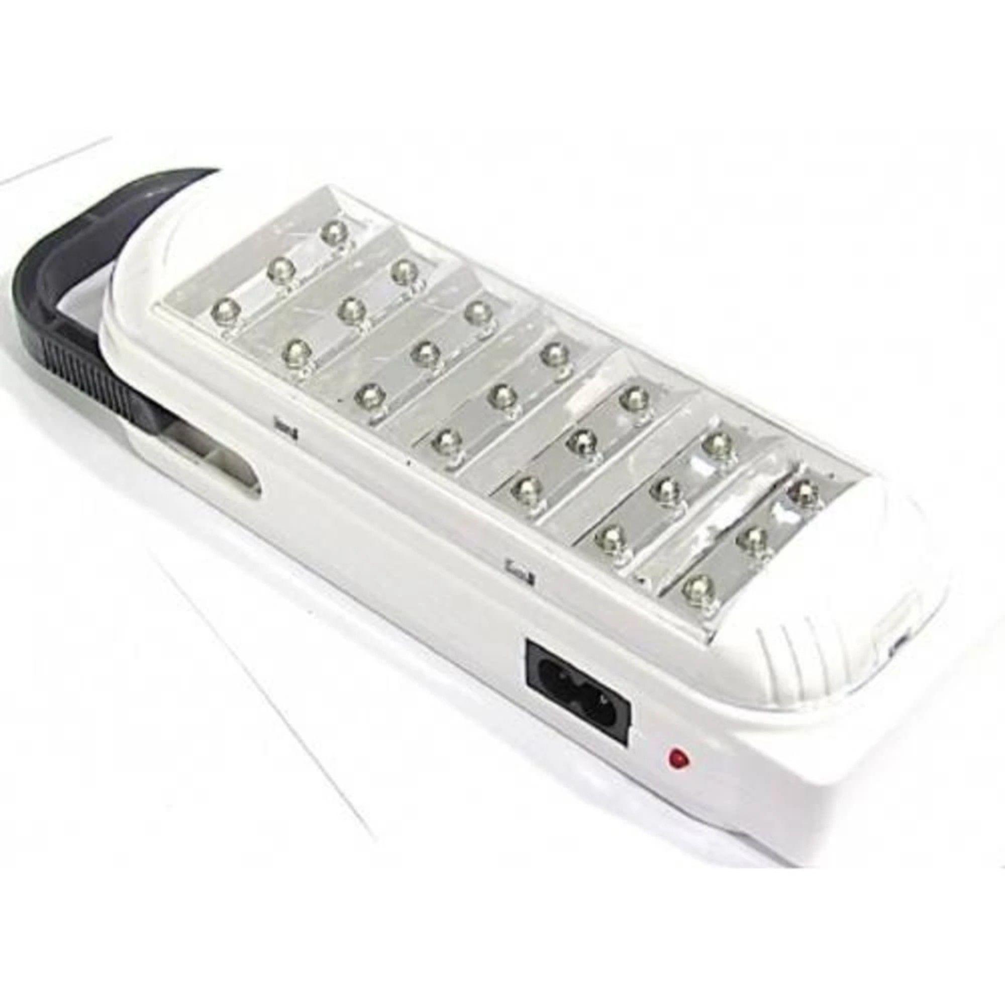 Luminária De Emergência 10 Led Bivolt 110/220v