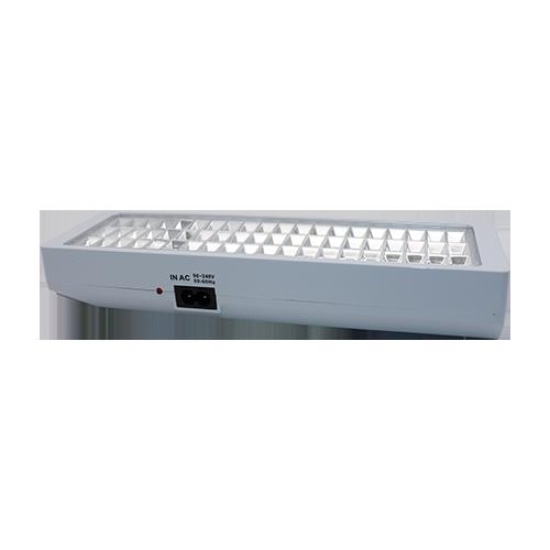 Lanterna de Emergência Recarregável 60 LED - Bivolt