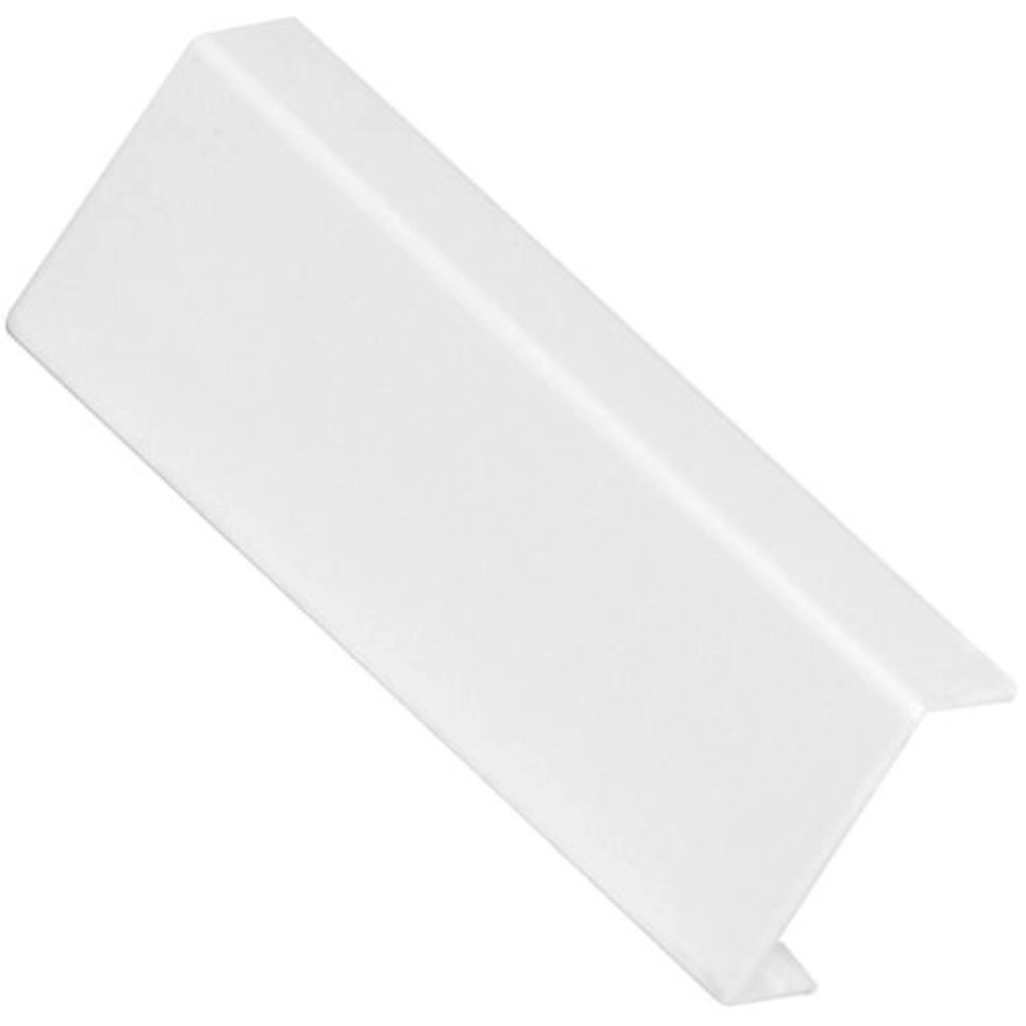 Luva P/ Canaleta 20x10mm Sistema X Branco C/ 10 Unidades
