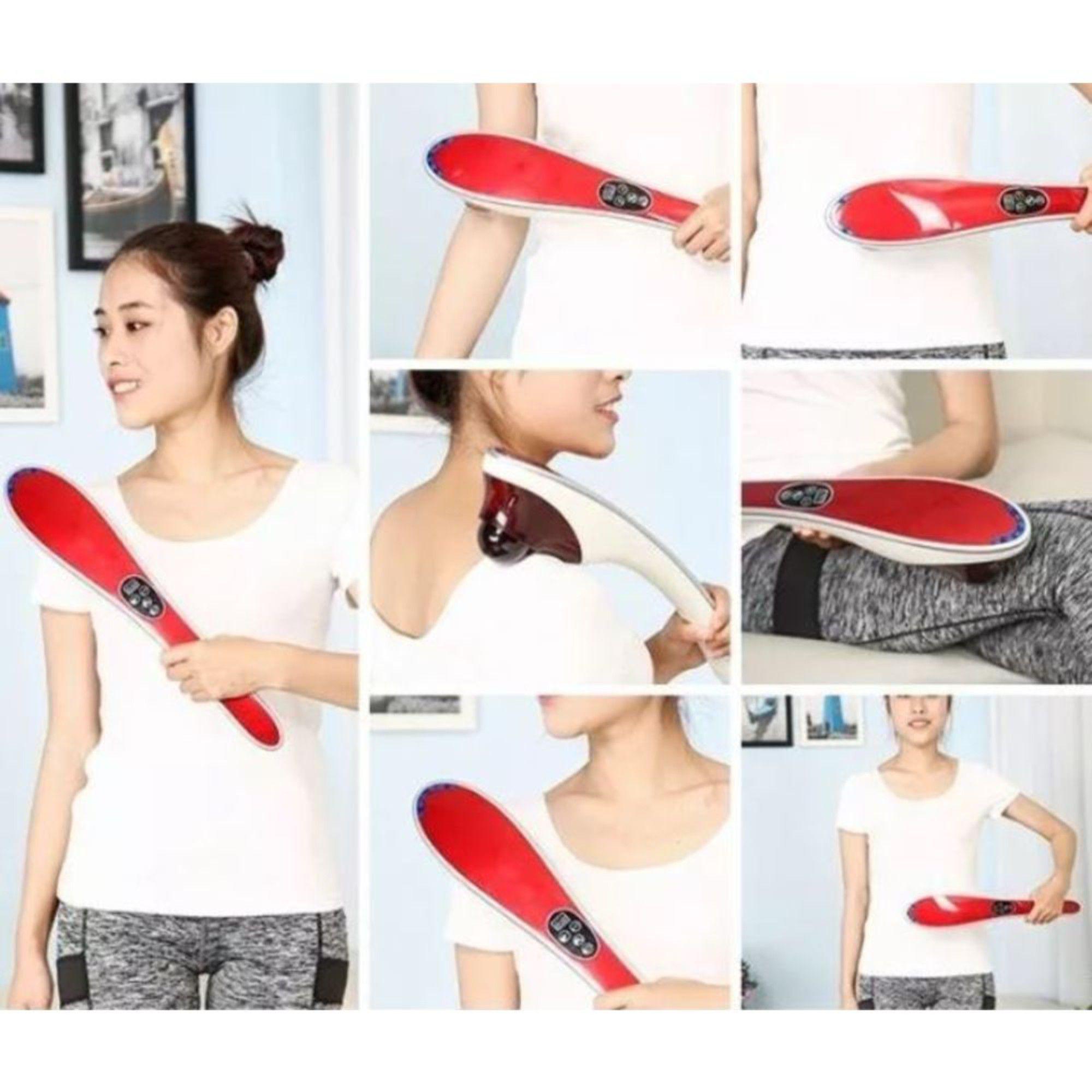 Massageador Corporal Body Massager 608