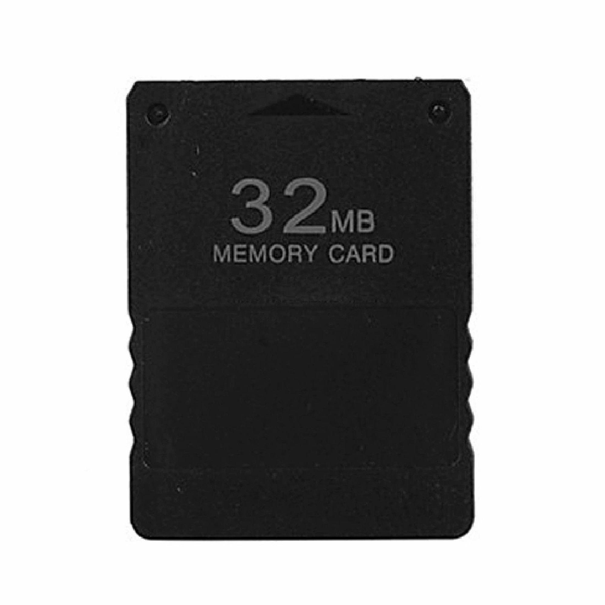 Memory Card 32mb Ps2 Playstation 2