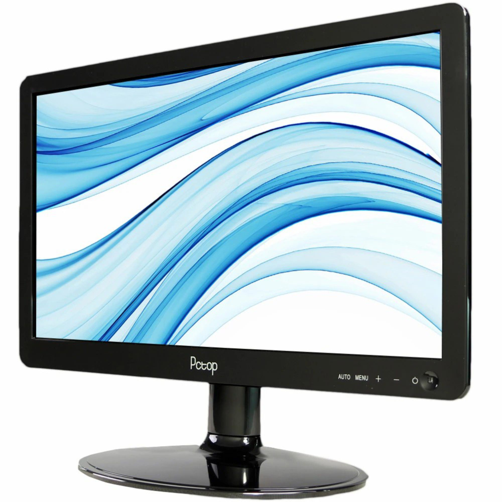Monitor Led 15.4 Pol. C/ Hdmi E Vga