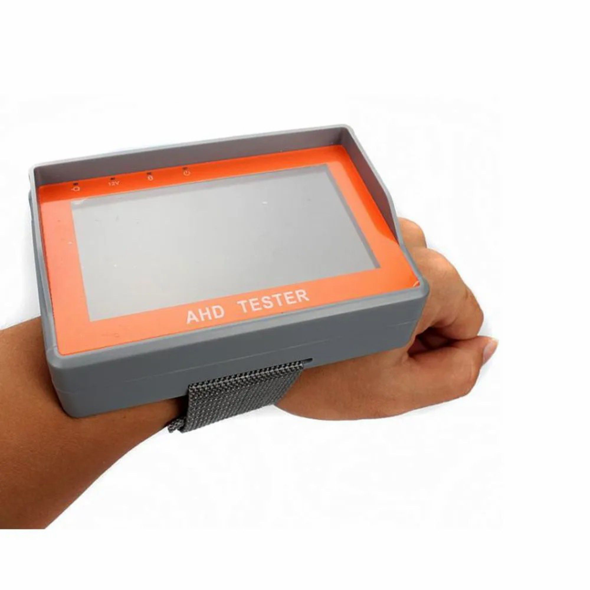 Monitor 4.3 Tester Câmera Testador 4 Em 1 Cvbs/Ahd/Tvi/Cvi