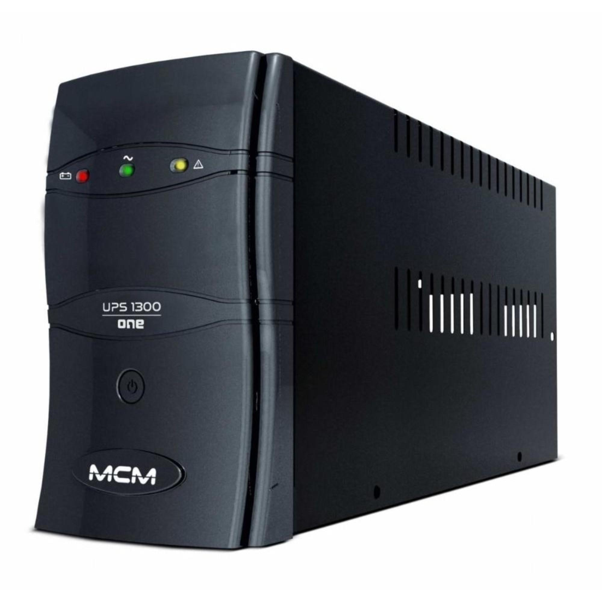 Nobreak MCM UPS 1300VA 1.1 ONE Monovolt 127v