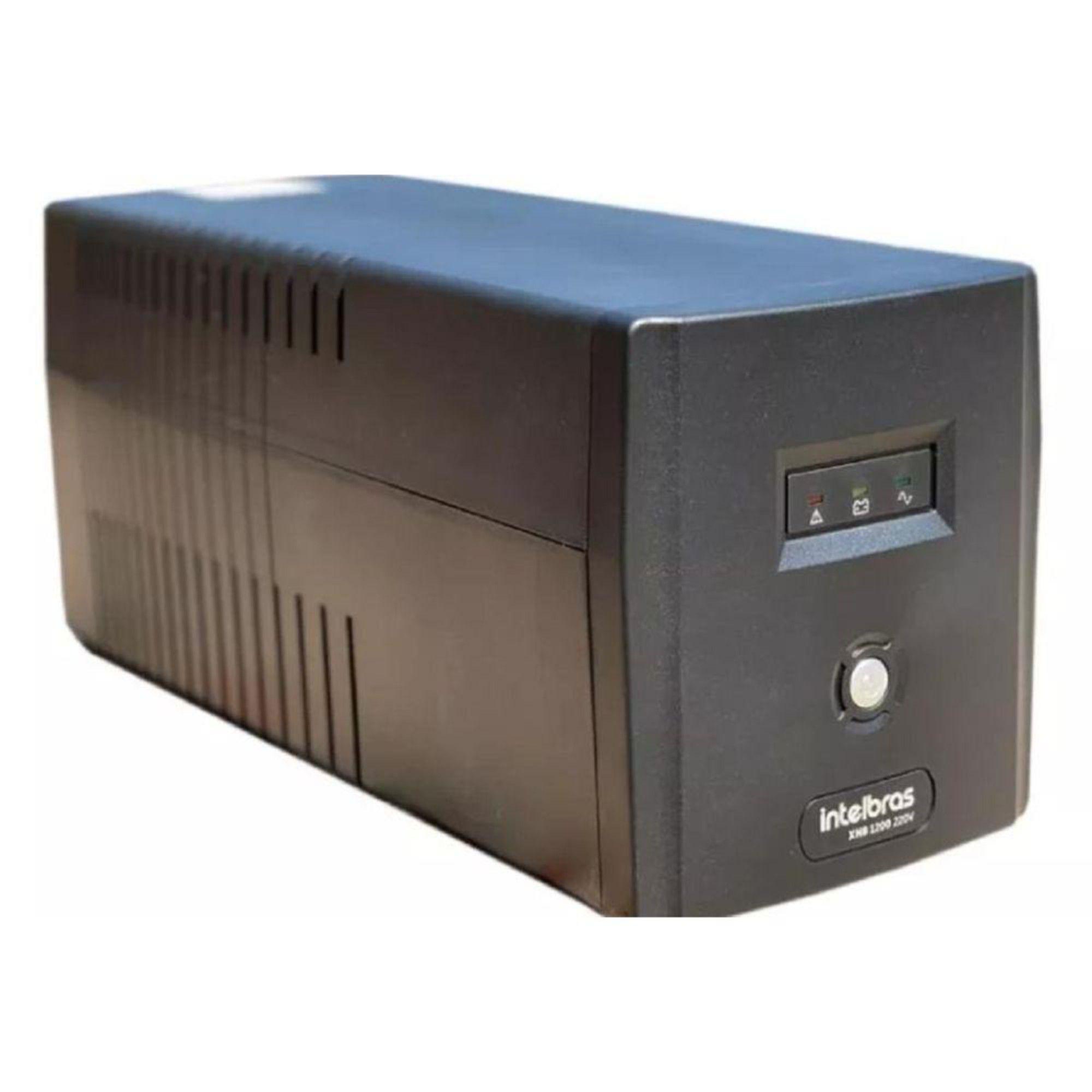 Nobreak Intelbras XNB 1200VA 127v