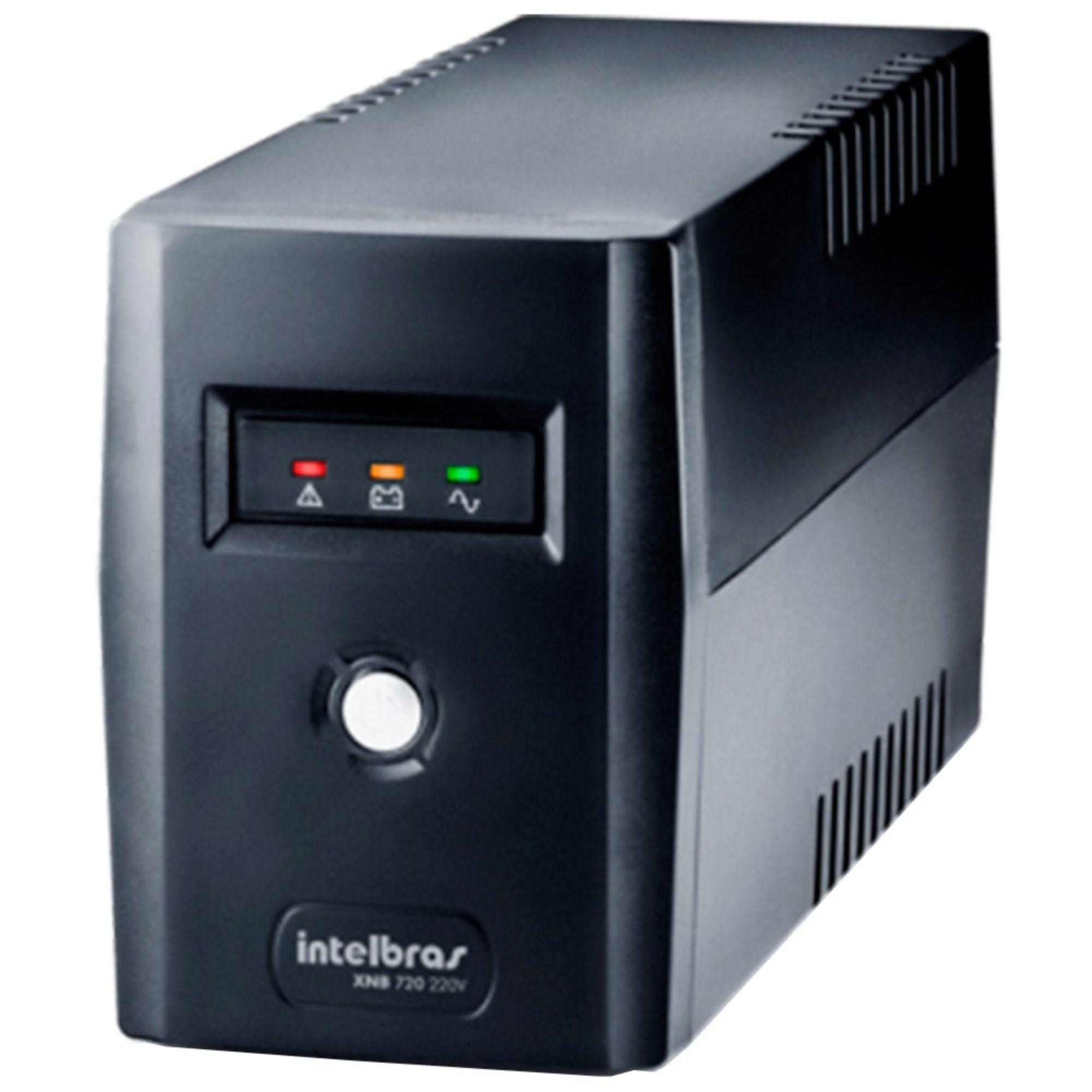 Nobreak Intelbras 720va Xnb 700va 110v Pc Xbox Drv Câmera