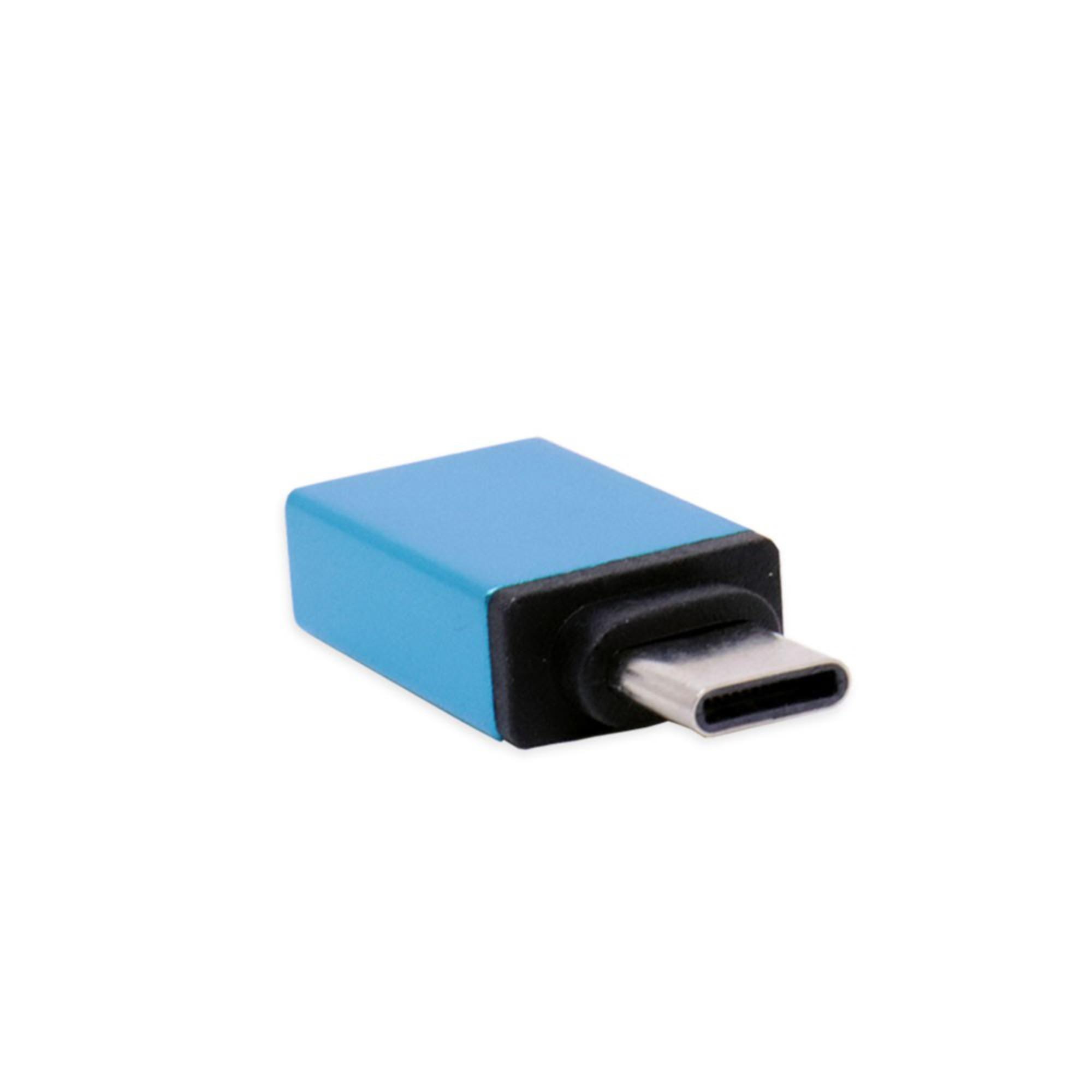 Adaptador OTG Tipo-C Para Micro USB V8