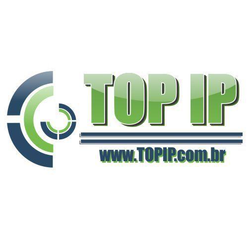 Placa De Advertência - Alarme Monitorado Top Ip