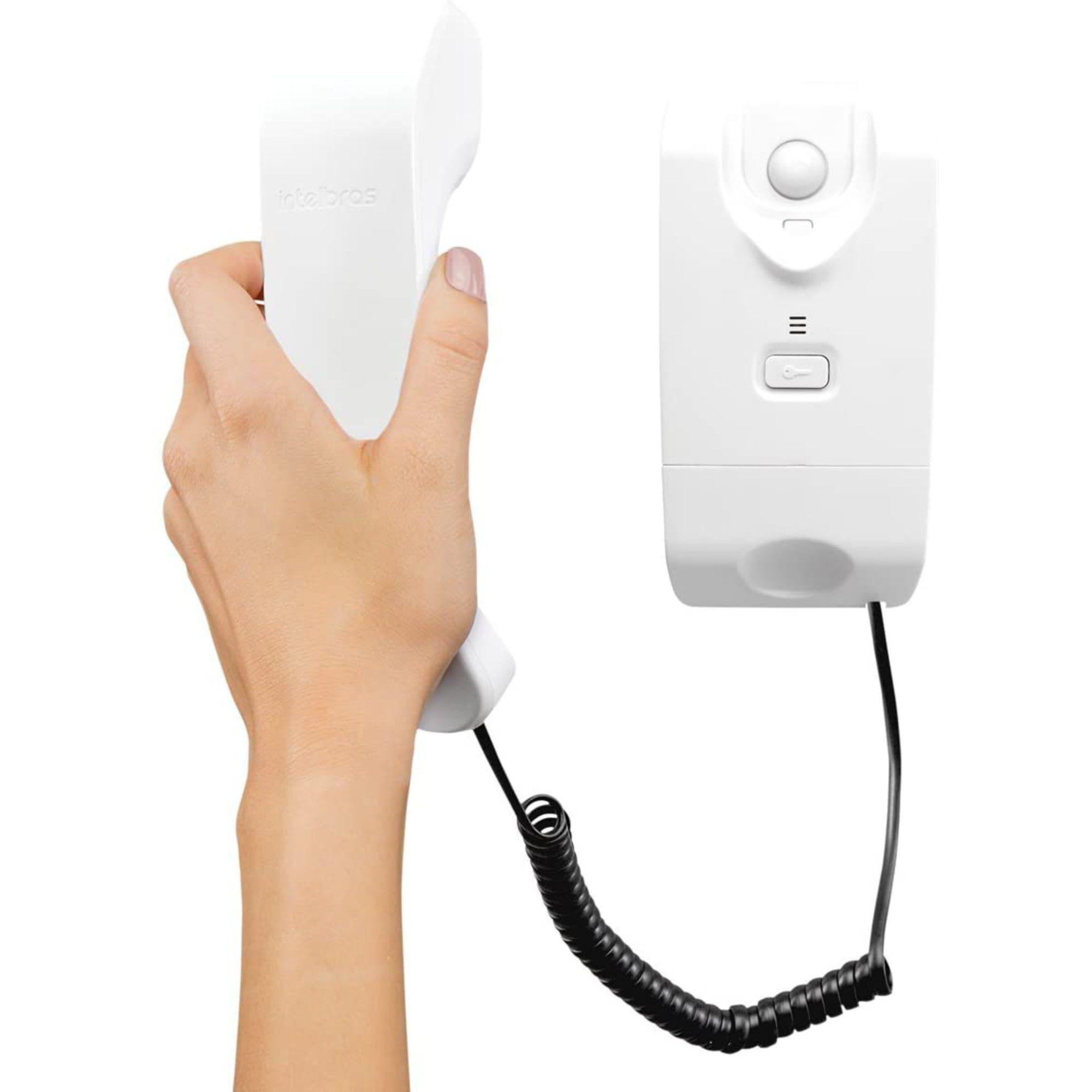 Porteiro Eletrônico Interfone Residencial Intelbras Ipr1010