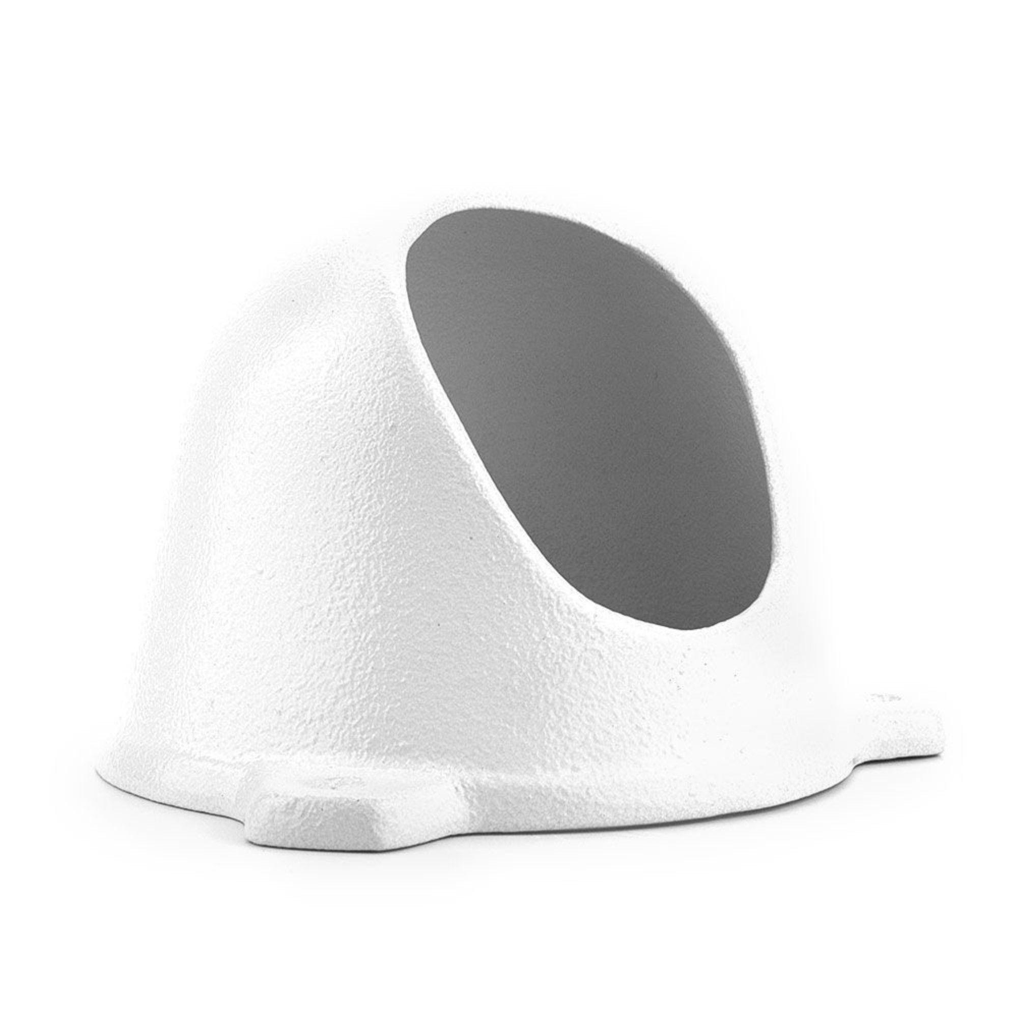 Protetor Câmera Mini Dome Branco Antivandalismo