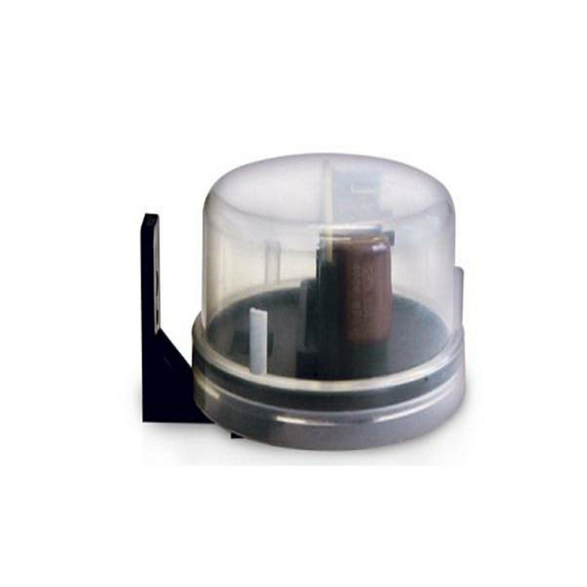 Rele Fotoelétrico Fotocélula Sensor Bivolt C/ Suporte
