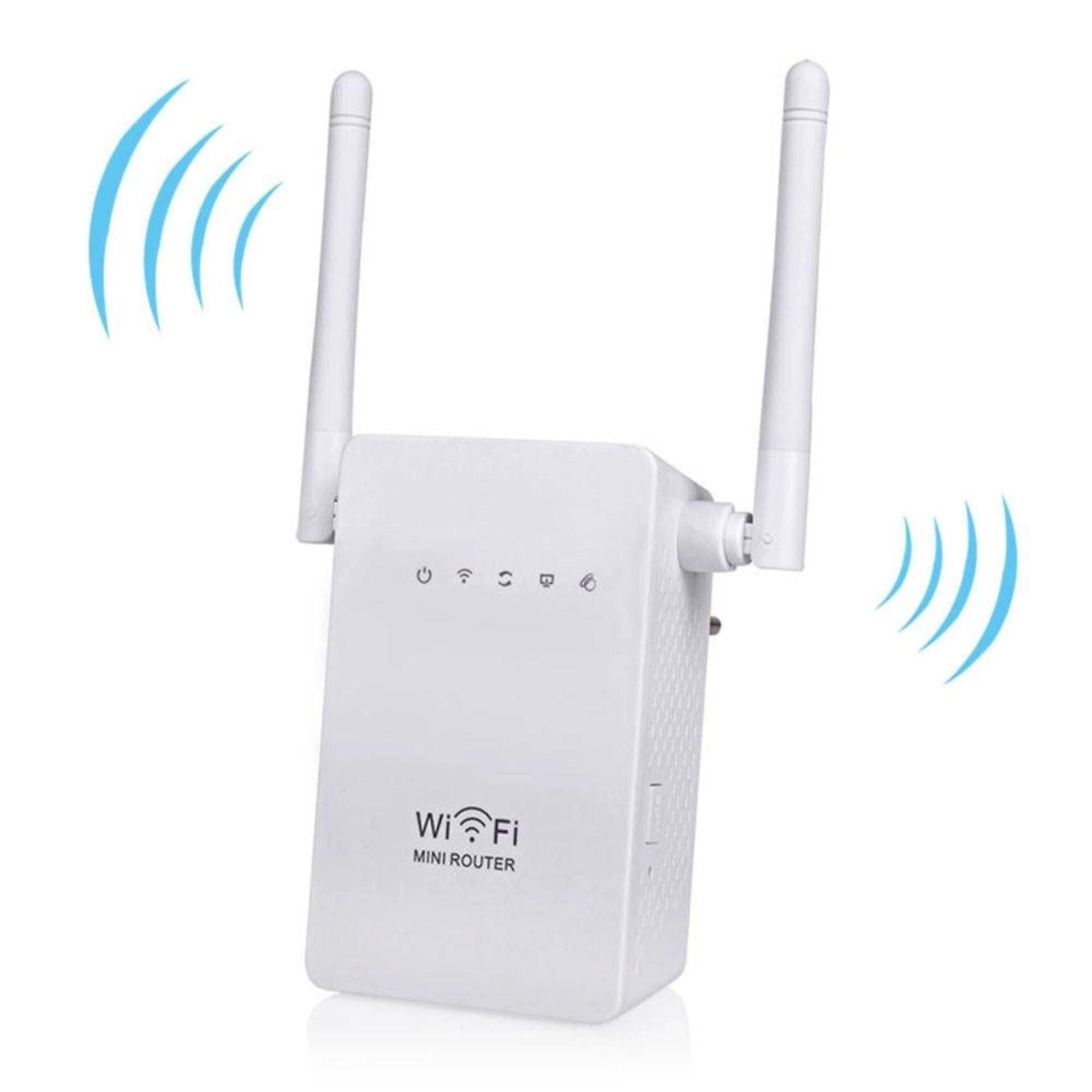 Repetidor de Sinal Wifi 300mbps
