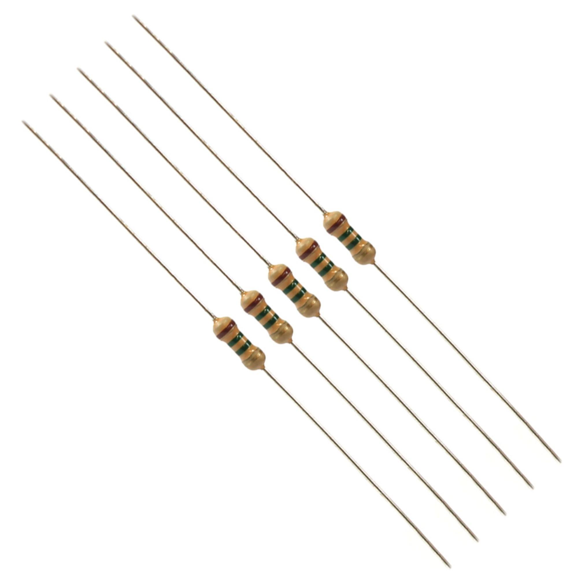 Resistor 10k CR25 1/4W 5% C/ 10 Unidades