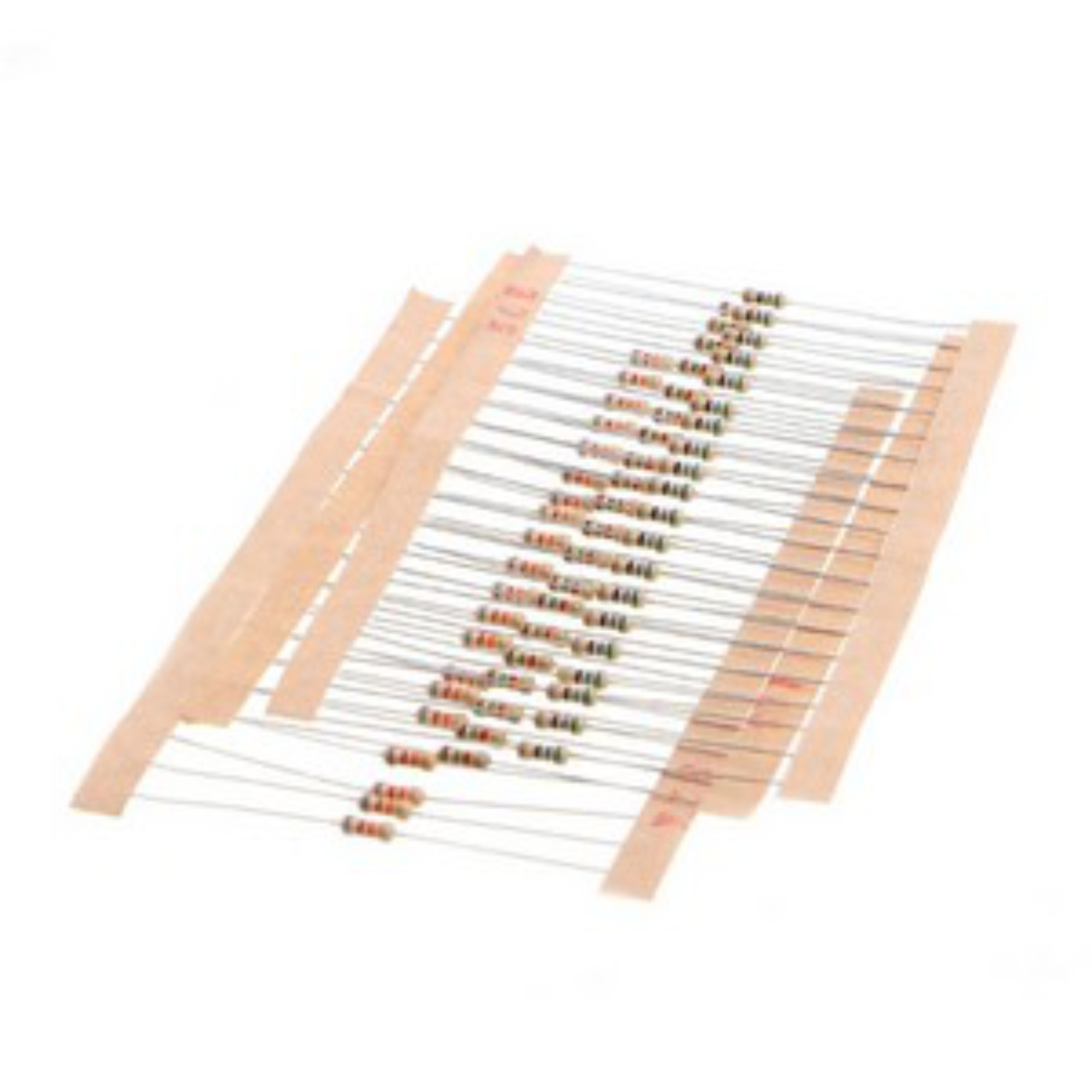 Resistor 1k CR25 1/4W 5% C/ 10 Unidades