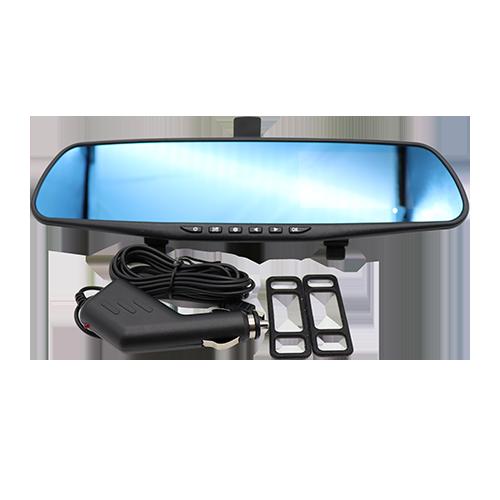 Retrovisor Com Câmera Frontal Carro Full Hd 1080p Veicular
