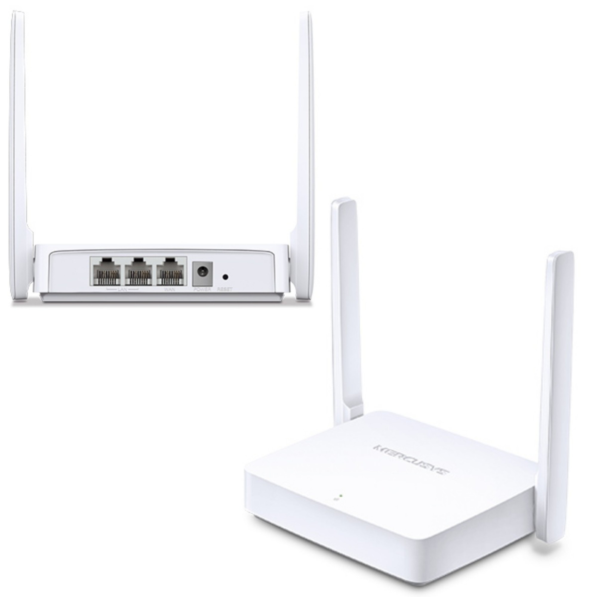 Roteador Wireless Mercusys MW301R 300Mbps 2 Antenas