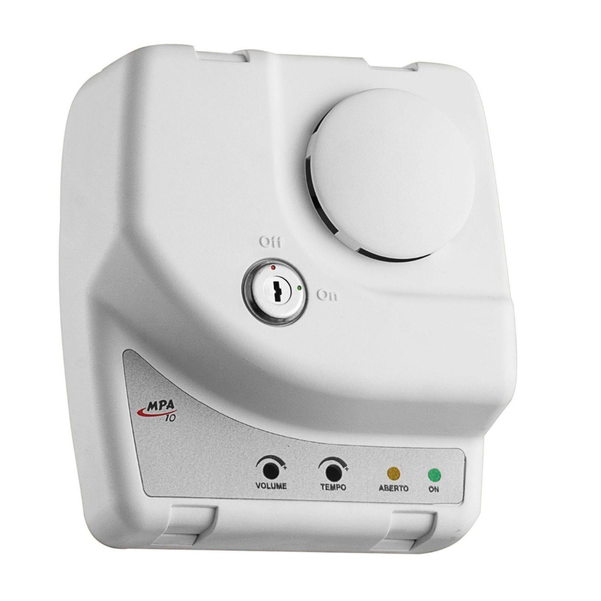 Sensor De Porta Aberta Mpa 10 Com Fio