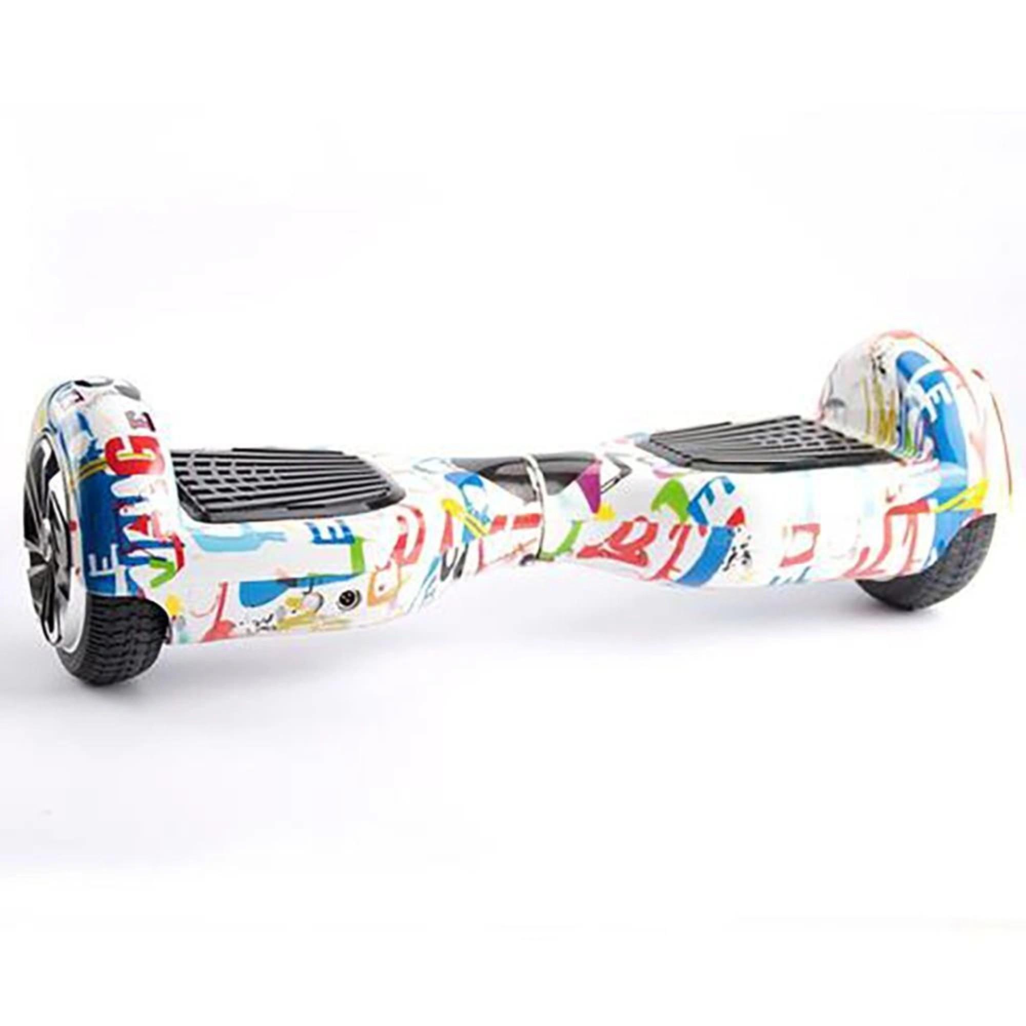 Skate Elétrico Overboard 6,5' Poleg. Smart Balance Com Alça