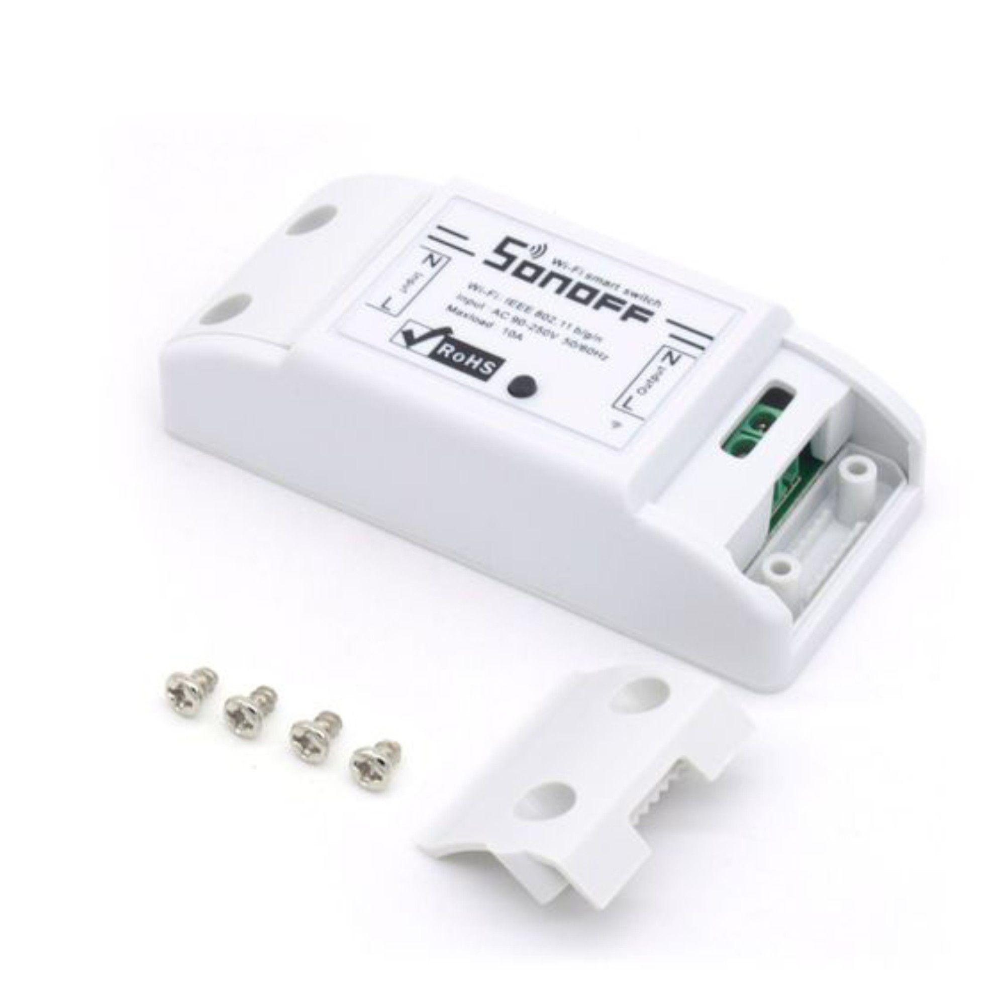 Sonoff Basic Interruptor - Automação Residencial Original