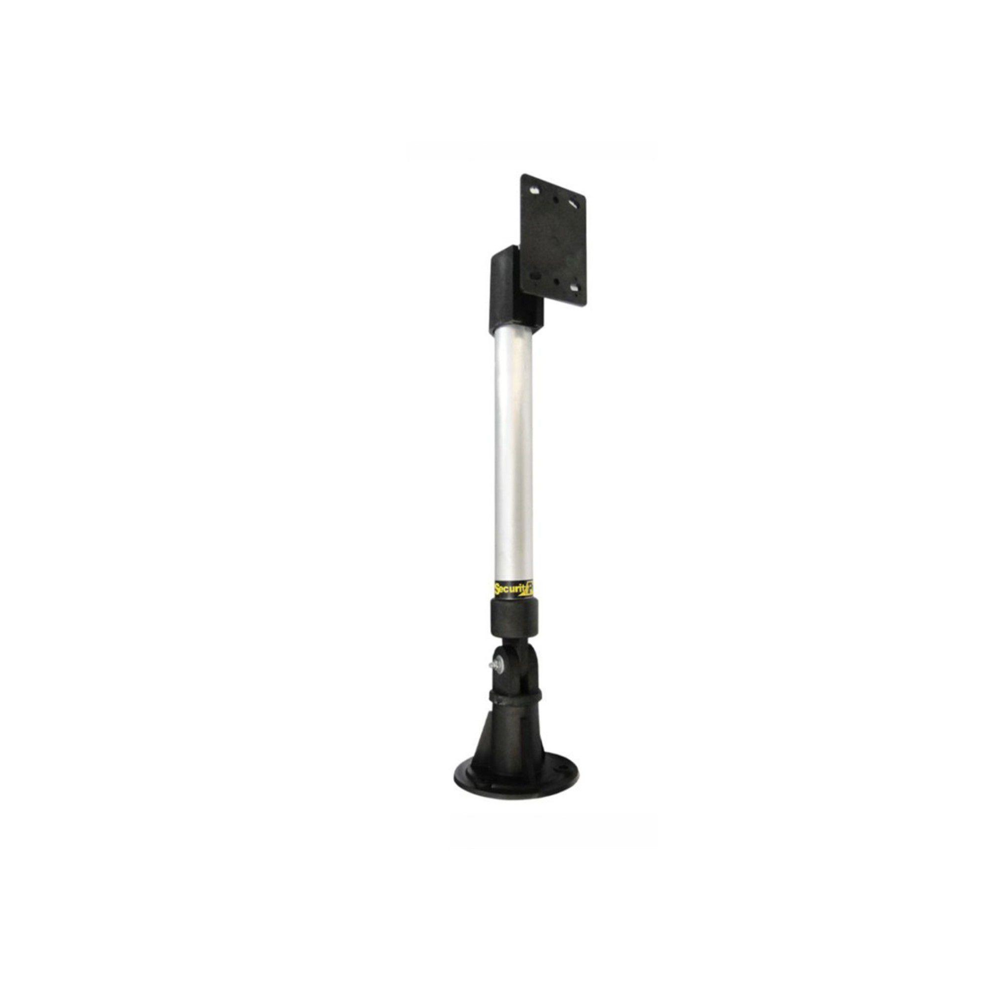 Suporte Siba Alumínio P/ Câmera e Sensor de Barreira C/ 40cm