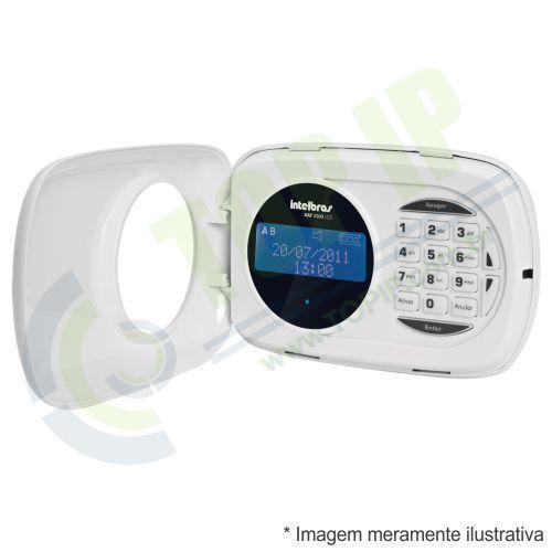 Teclado Central de Alarme INTELBRAS XAT 2000 C/ LCD