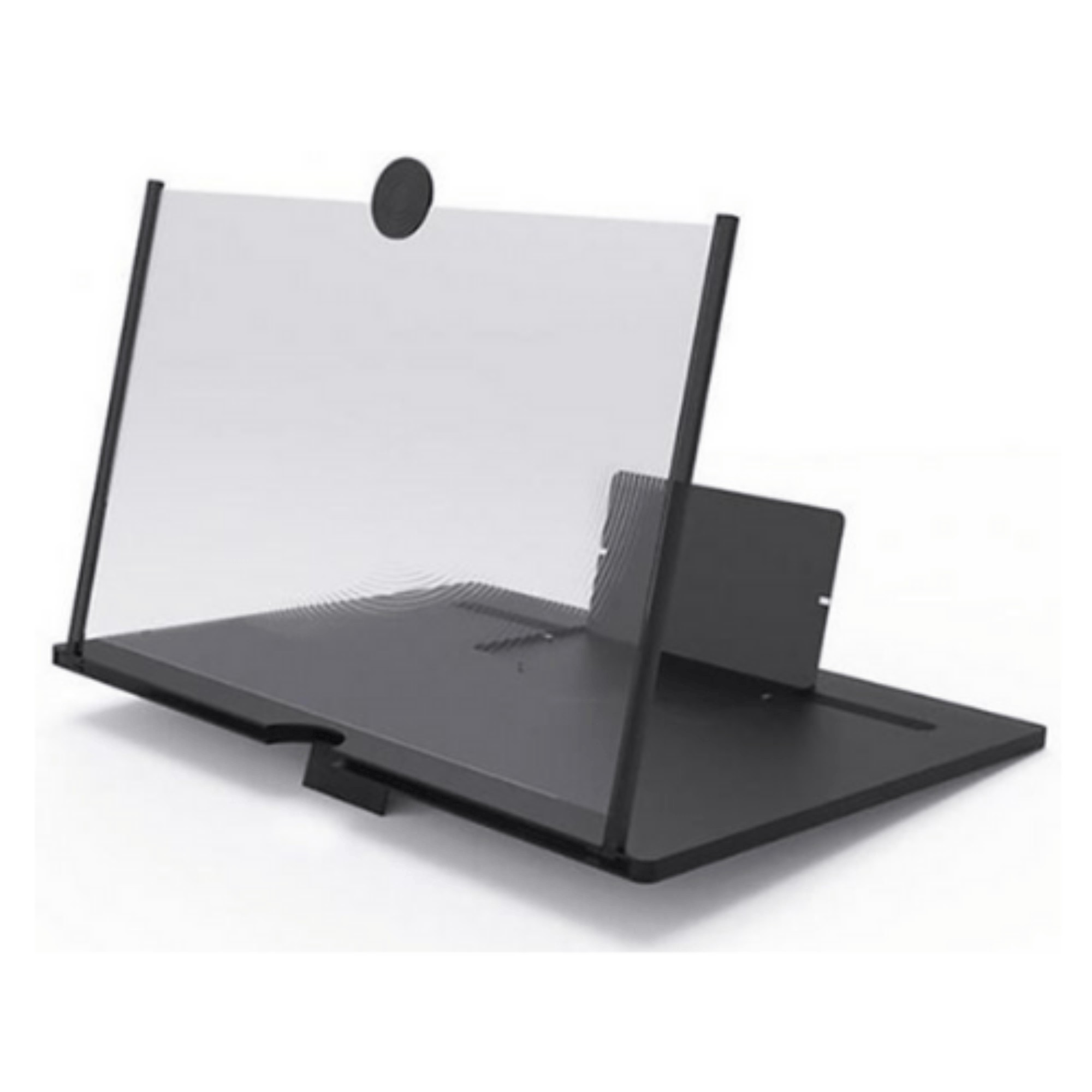 Tela De Aumento Ampliadora 3D Suporte P/ Smartphone