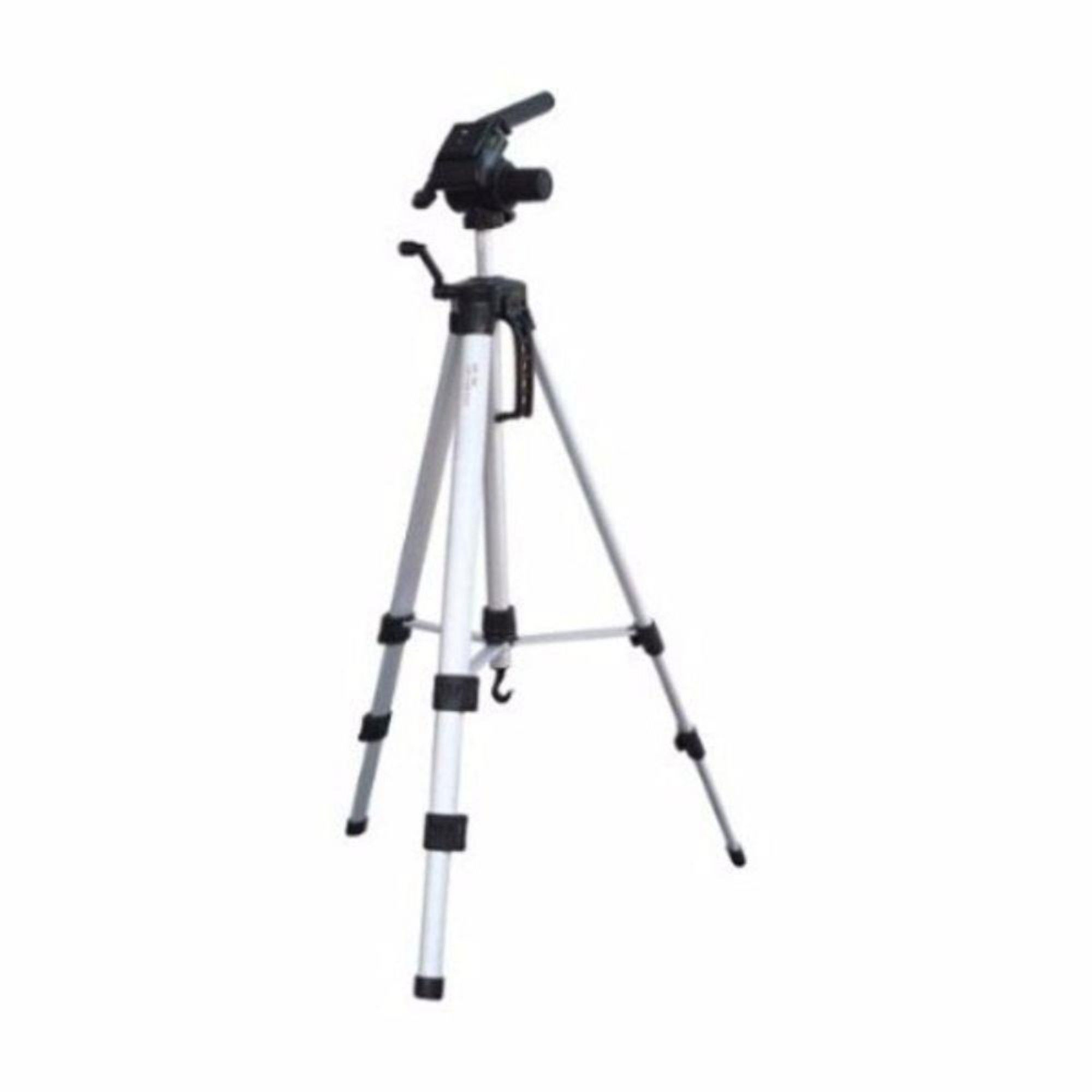 Tripé Universal Telescópico Para Câmera E Celular