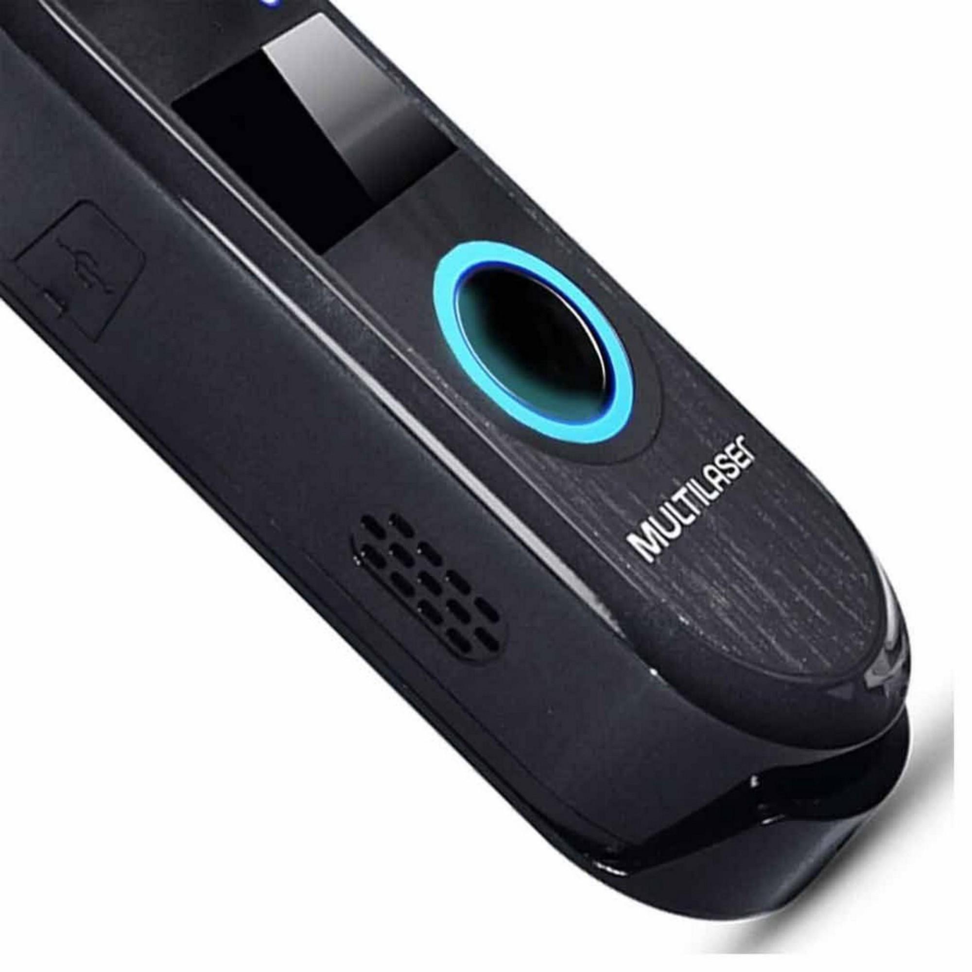 Vídeo Porteiro Inteligente Multilaser HD Wi-fi Liv SE220