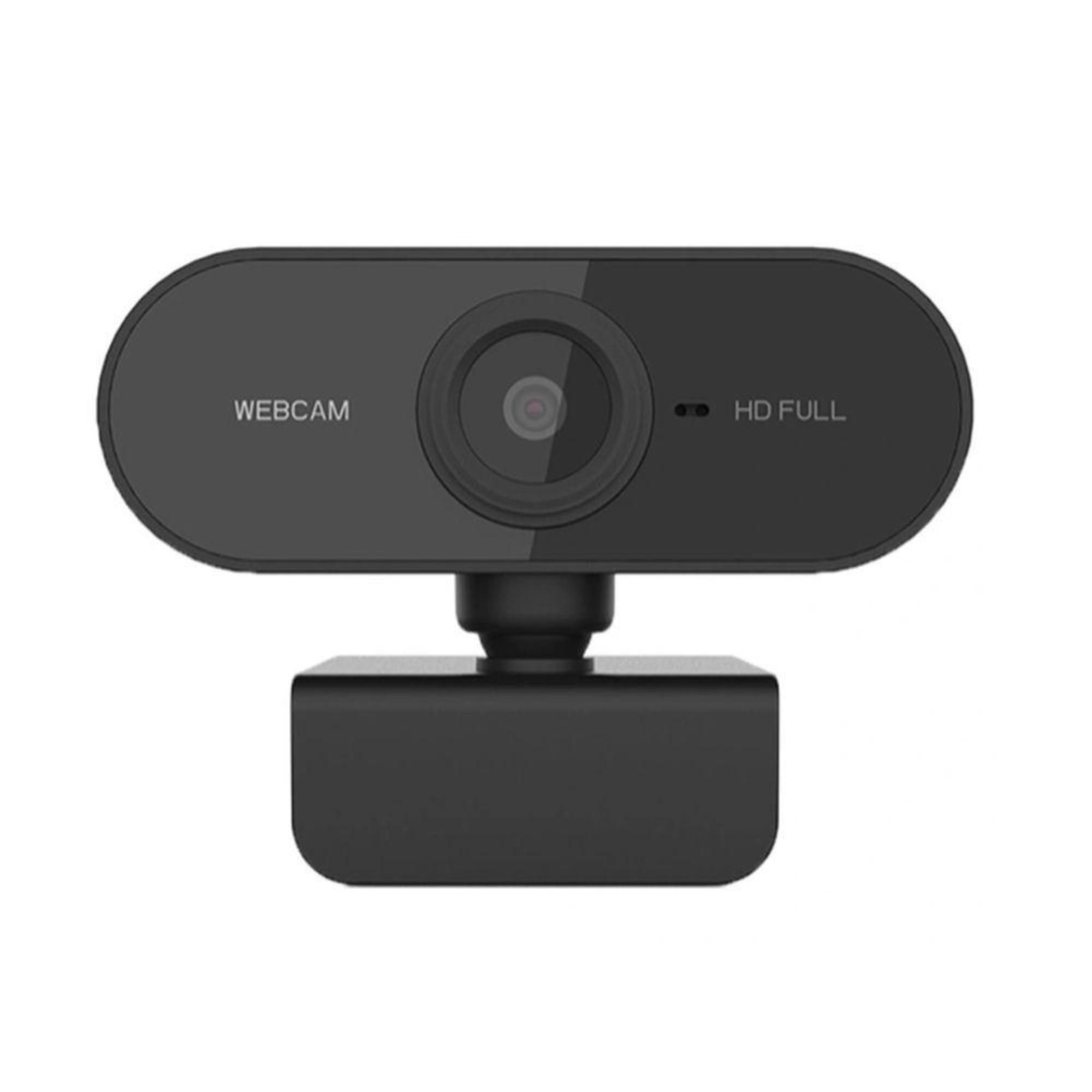 Webcam USB Mini Câmera C/ Microfone