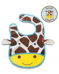 Babador Girafa Skip Hop - Coleção Zoo