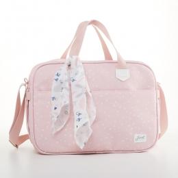 Bolsa Maternidade Bebê Bunny Rosa - Just Baby