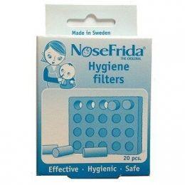 Filtros Avulsos para Aspirador Nasal Nosefrida