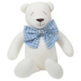 Urso Decorativo M Carrinhos - Just Baby