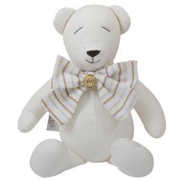 Urso Decorativo P Coroa Ramos - Just Baby