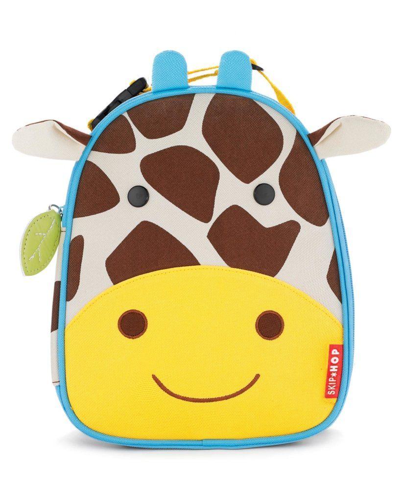 Lancheira Térmica Girafa Skip Hop - Coleção Zoo