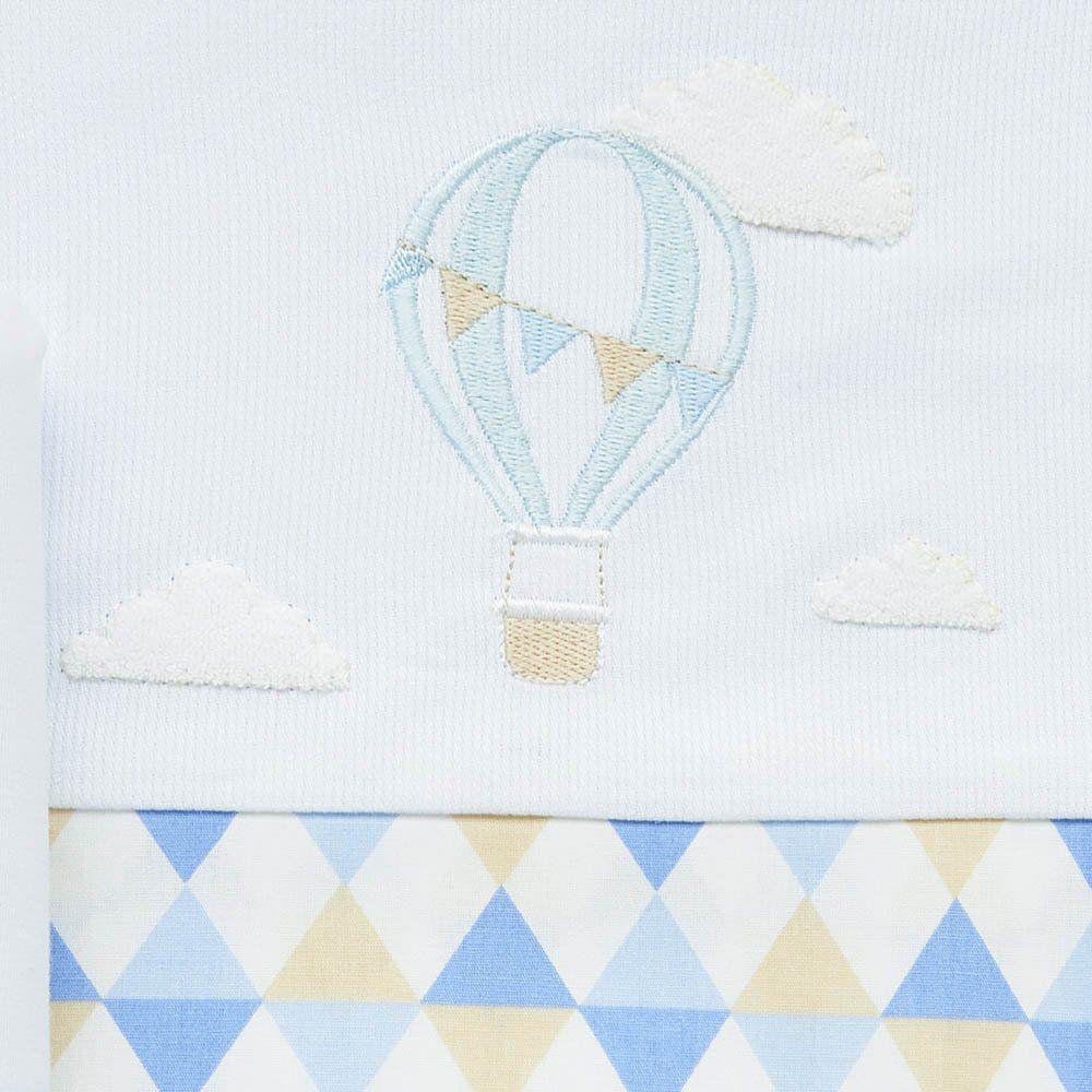 Lençol de Berço Balão 3 pçs Just Baby