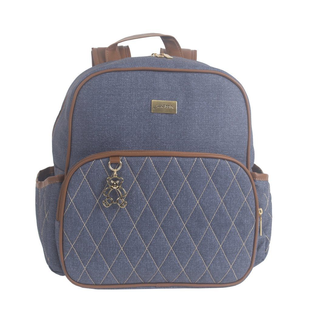 Mochila Chicago Just Baby Jeans