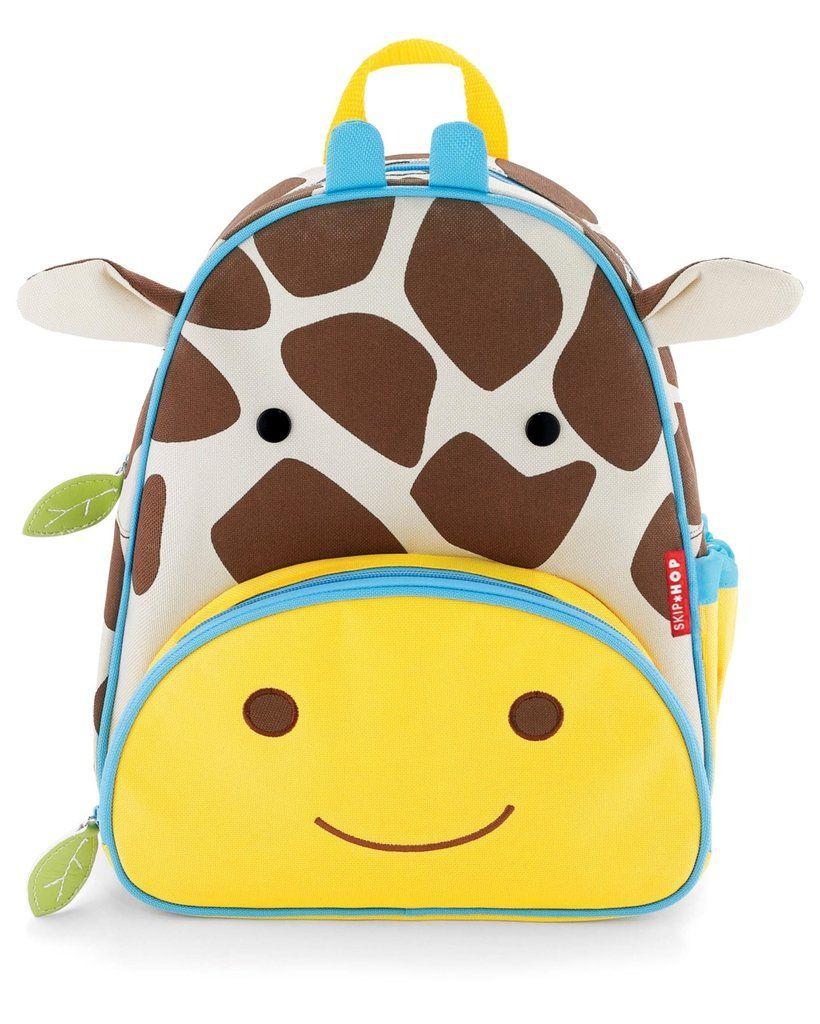Mochila Girafa Skip Hop - Coleção Zoo