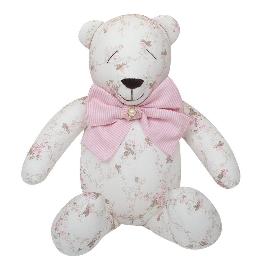 Urso Decorativo M Ursa - Just Baby