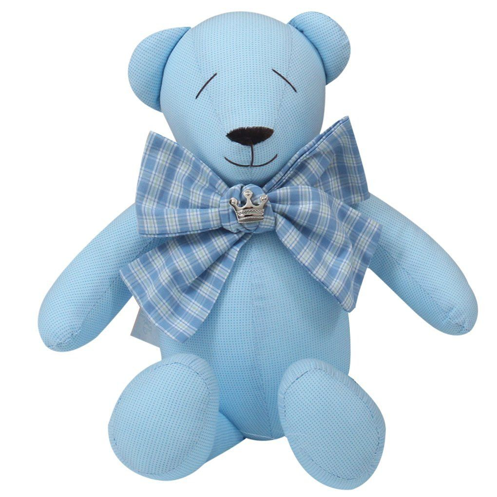 Urso Decorativo P Carrinhos - Just Baby