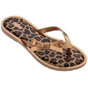 Chinelo Melissa Flip Flop Animal Print Original 32651*