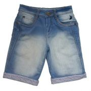 Bermuda Jeans Infantil Masculino Rio Squalo S03050059*