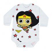 Body Infantil Feminino Super Girl Get Baby GB121.172*
