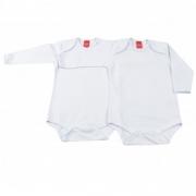 Body Infantil Unissex Bebê Kit 2 Peças Get Baby